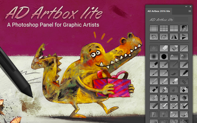 AD Artbox lite - Tools for Illustrators