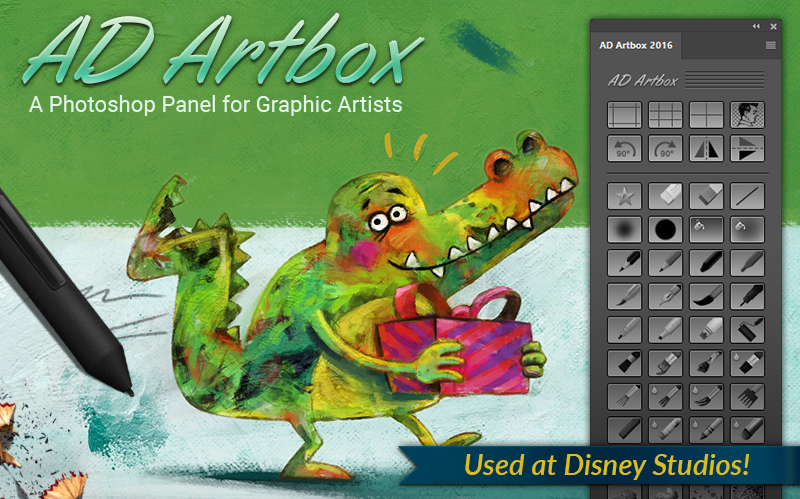 AD Artbox - Tools for Illustrators