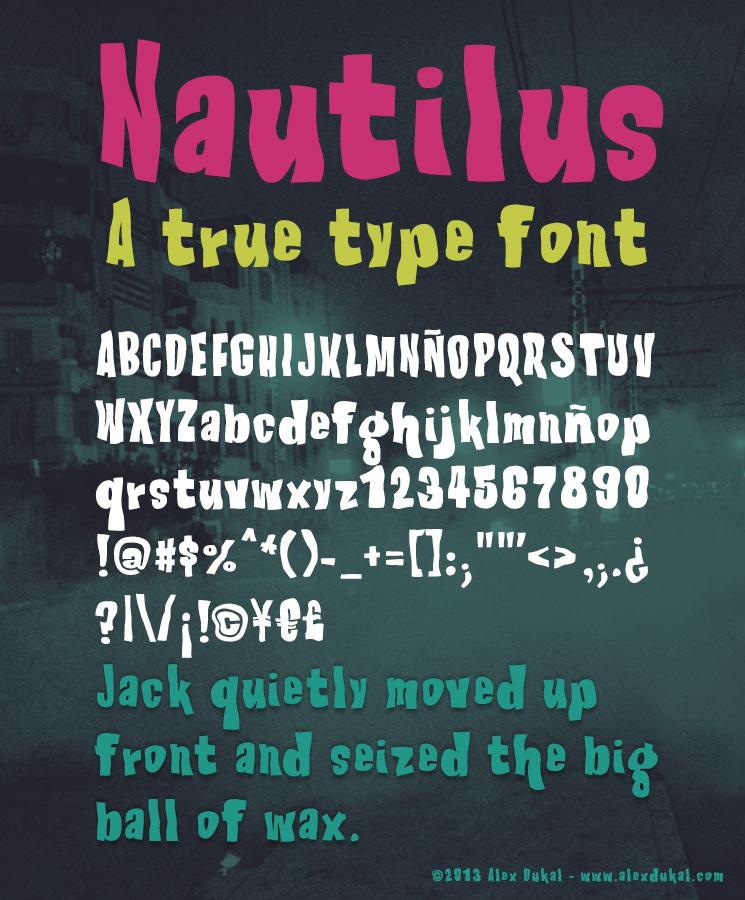 AD Nautilus Type