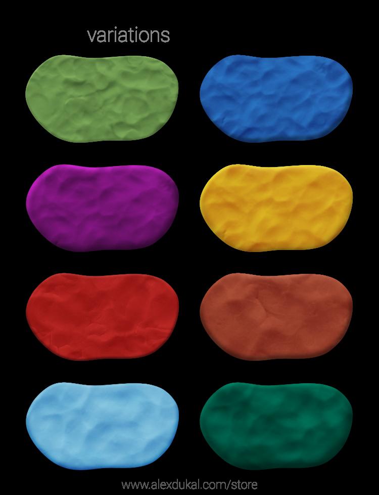 AD Plastiline Lab - Variations