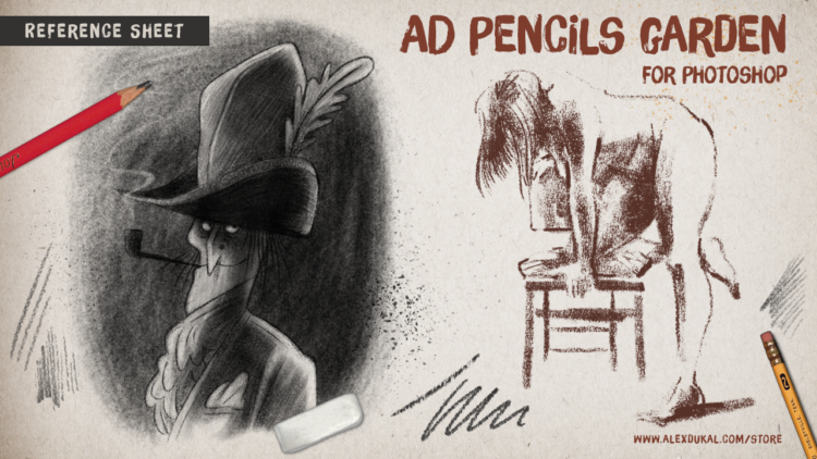 AD Pencils Garden Reference Sheet v1.2