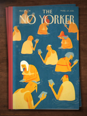 No Yorker - Feb 2015