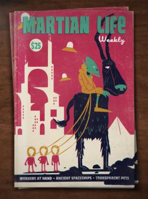 Martian Life #07